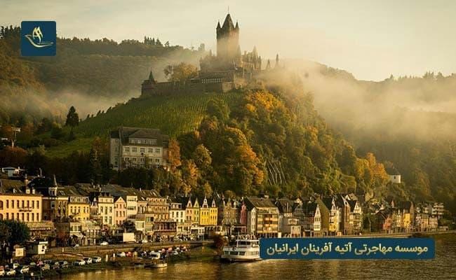 کشور آلمان بهترین کشورها برای مهاجرت