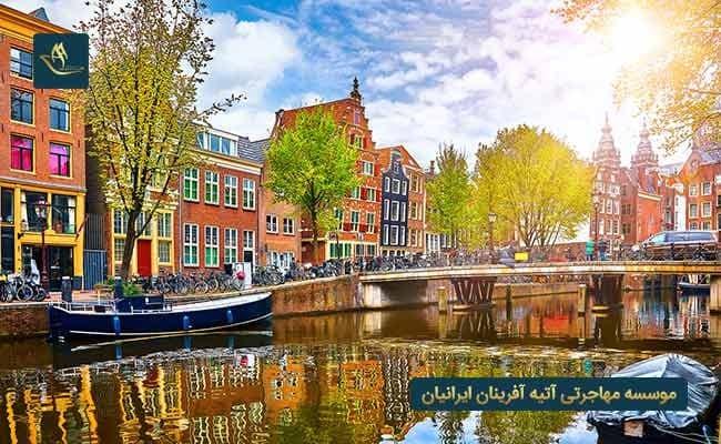 کشور هلند بهترین کشورها برای مهاجرت