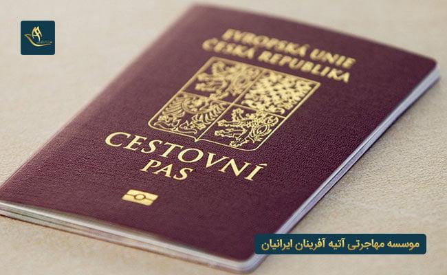 مهاجرت به چک و اخذ تابعیت