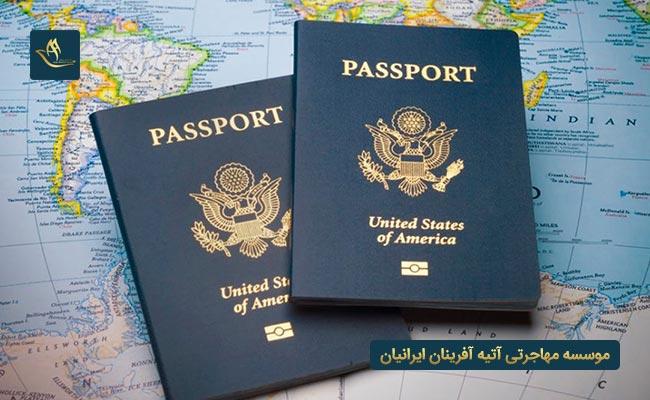 اقامت و تابعیت آمریکا   راهها و روش های تحصیل یا اخذ تابعیت و اقامت آمریکا   از دست دادن تابعیت آمریکا