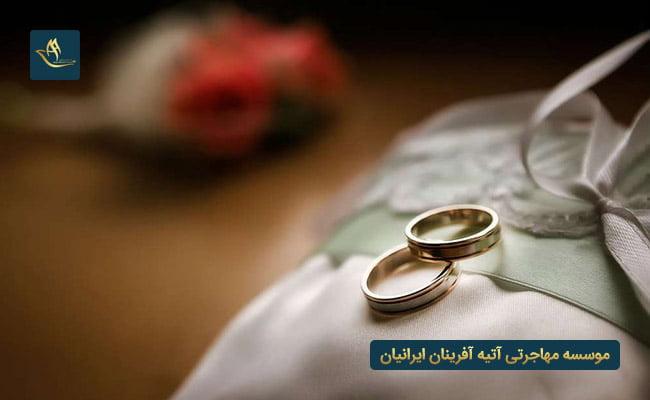 مهاجرت به آمریکا از طریق ازدواج