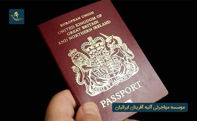 تابعیت از طریق ثبت شرکت در انگلستان