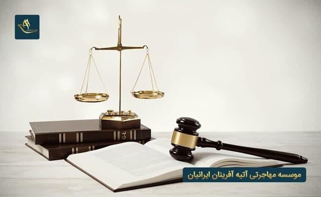 برترین وکلای مهاجرت موسسه مهاجرتی آتیه آفرینان ایرانیان