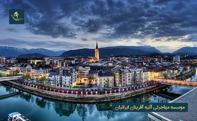 شرایط عمومی مهاجرت به اتریش