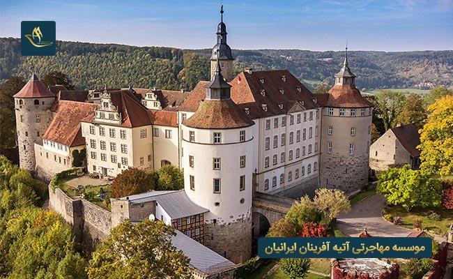 قلعه کلدیتز آلمان