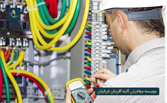 بازار کار مهندسی برق در هلند | تعریف مهندسی برق | ویزای کار رشته مهندسی برق در هلند | شرایط کار رشته مهندسی برق در هلند