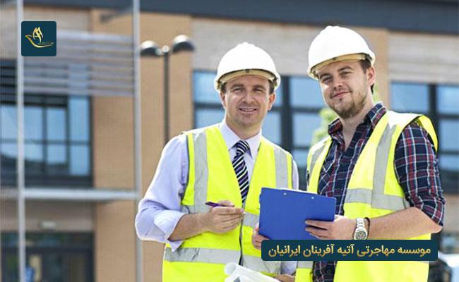 بازار کار مهندسی عمران در آلمان