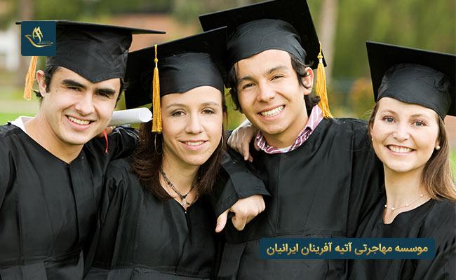 اخذ اقامت و تابعیت پرتغال از طریق تحصیل