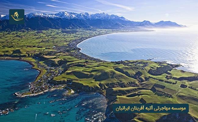 اقامت و تابعیت در نیوزلند | شرایط و راه های اخذ تابعیت و اقامت در نیوزلند | ویزای مهاجران با مهارت به نیوزلند