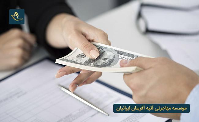 مشاوره مهاجرت از طریق تمکن مالی