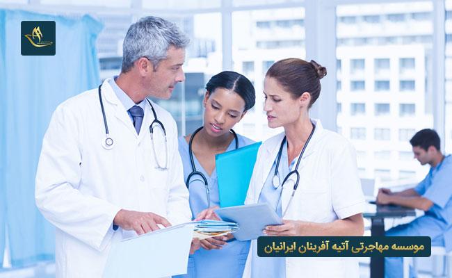 شرایط کار پرستاران و پزشکان در سوئد بدون مدرک زبان