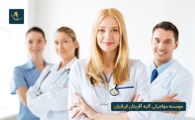 شرایط کار پرستاران در کانادا