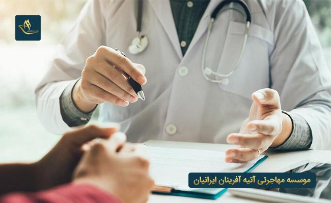 بازار کار پرستاران و پزشکان در آلمان