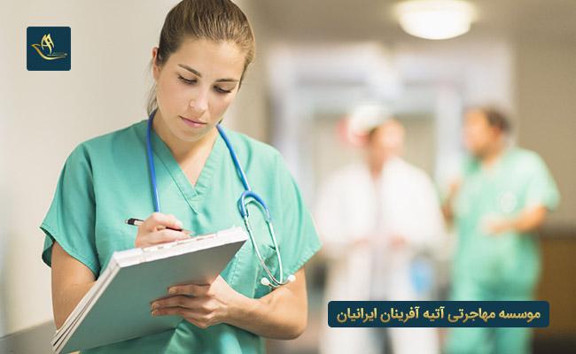 شرایط کار پرستاران در کانادا - دریافت اقامت موقت کانادا
