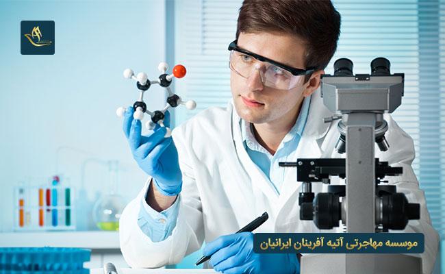 بازار کار مهندسی شیمی در آلمان
