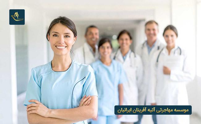 شرایط کلی کار پرستاران و پزشکان در کانادا