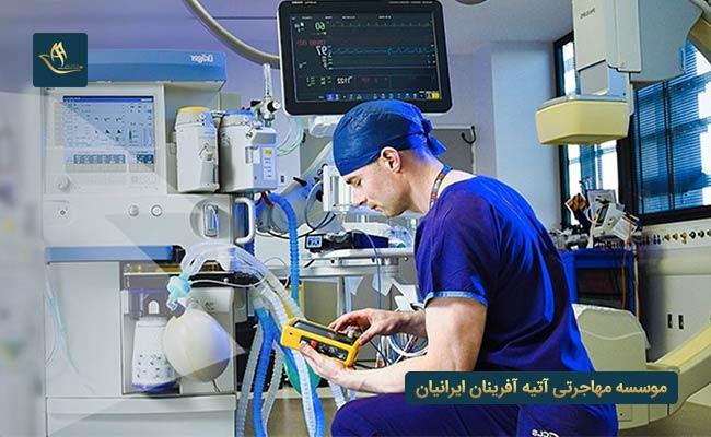 بازار کار مهندسی پزشکی در آلمان