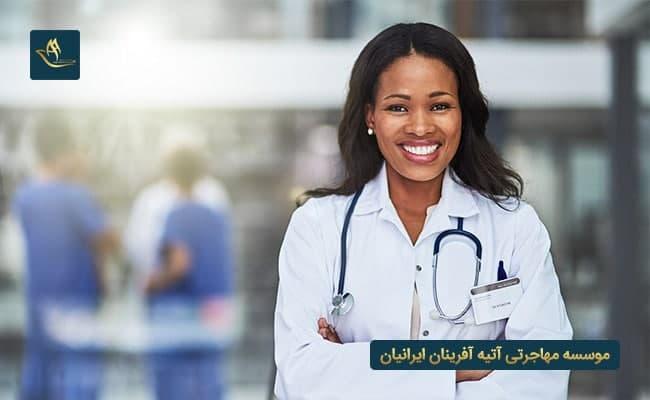 مشاغل مورد نیاز در حوزه پزشکی در کانادا