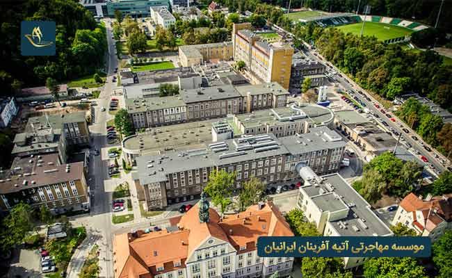 دانشگاه پزشکی وروتسووا