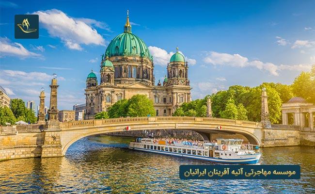 آب و هوای کشور آلمان