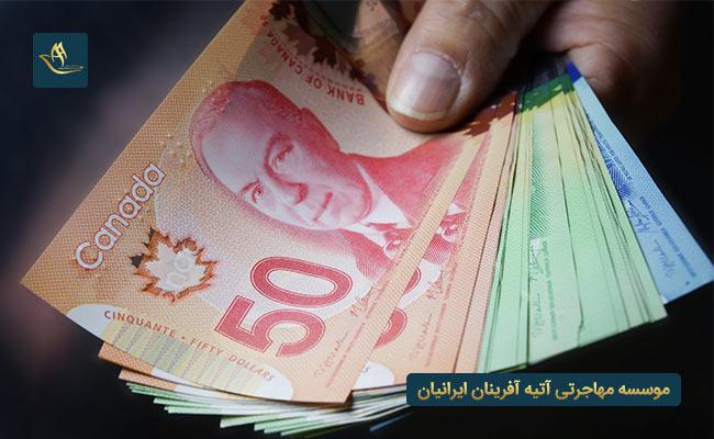 میزان حقوق در کانادا