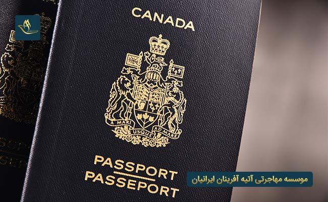بررسی ویزای همراه در کانادا از طریق ویزای کار