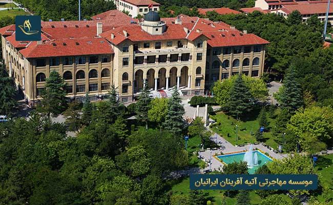 دانشگاه قاضی (Gazi University)