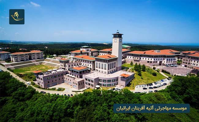 دانشگاه کوچ (Koç University)   برترین دانشگاه های ترکیه
