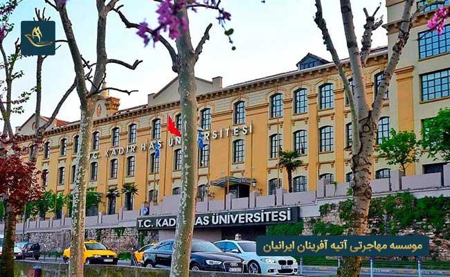 دانشگاه یوکسک ایحتیساس (Kadir Has University)