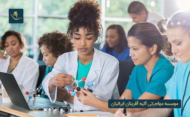 تحصیل در رشته پرستاری در سوئیس