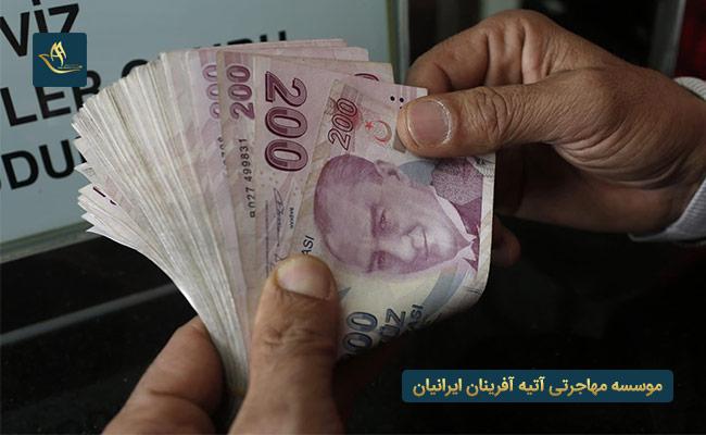 اقامت در ترکیه و هزینه های زندگی در این کشور