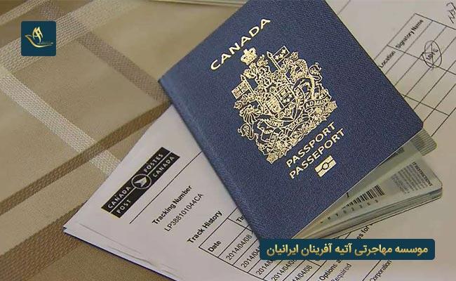 دریافت پاسپورت کانادا از طریق دریافت ویزای تحصیلی کشور کانادا