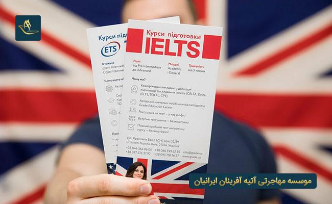 تفاوت مهاجرت با آموزش زبان انگلیسی و بدون آن