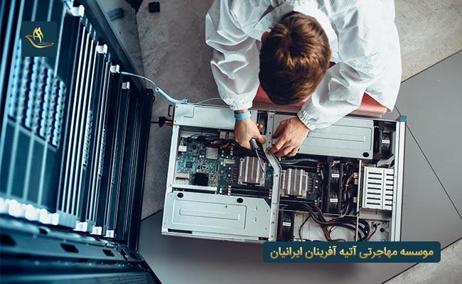 بازار کار مهندسی کامپیوتر در کشور ایتالیا