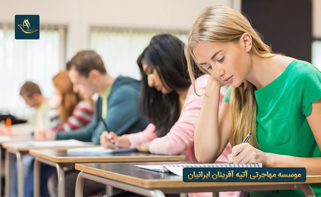 وضعیت اقامت و اخذ تابعیت پس از تحصیل
