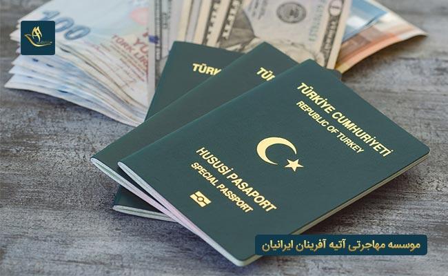 مدت اقامت در ترکیه بدون ویزا