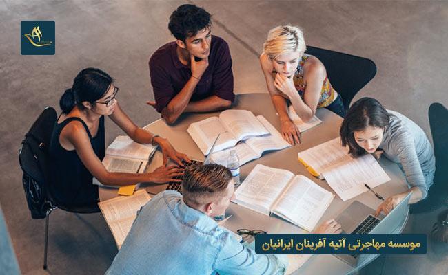 شرایط اخذ اقامت ترکیه از طریق تحصیل