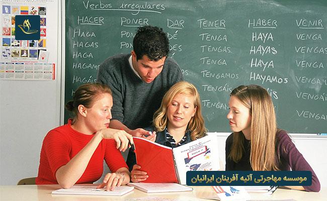 بازار کار رشته زبان در روسیه
